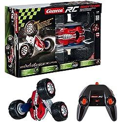Carrera RC - Turnator, coche con radiocontrol, escala 1:16 (Carrera 162052)
