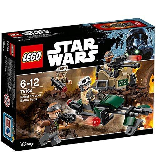 LEGO® Star Wars 75164 - Rebel Trooper Battle Pack
