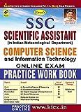 SSC Scientific Assistant Computer Science Online Exam Practice Work Book: 1977