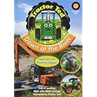 Tractor Ted Down at the River