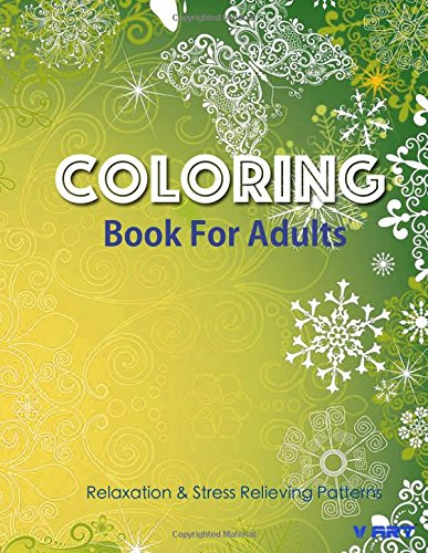 Coloring Books For Adults 14: Coloring Books for Grownups : Stress Relieving Patterns: Volume 14