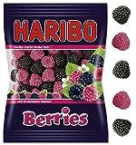 Haribo Berries - 6 Paquetes de 200 gr - Total