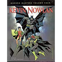 Modern Masters Volume 4: Kevin Nowlan (Modern Masters SC)