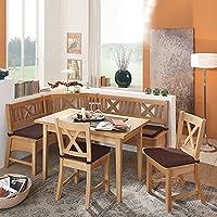 suchergebnis auf f r mit r ckenlehne b nke eckbankgruppen k che k che. Black Bedroom Furniture Sets. Home Design Ideas