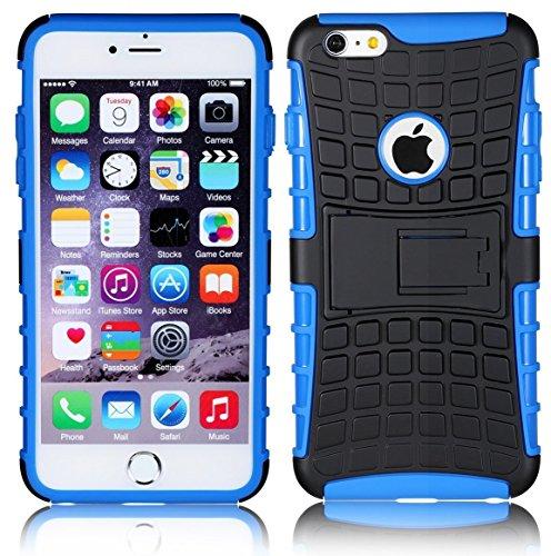 DN® Smart Schutzhülle für Apple iPod Touch 5und Apple iPod Touch 6, SLIM SURVIVOR BLUE, iPod Touch 5 (Ipod Touch Survivor Slim)