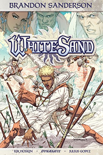 Brandon Sandersons White Sand Vol. 1 (English Edition) eBook ...