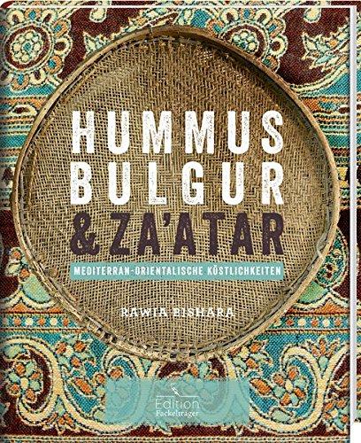 Preisvergleich Produktbild Hummus, Bulgur & Za'atar