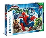 Spiderman 27988 - Puzzle 104 Ultimate Spiderman