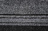 Küchenteppich / Küchenmatte / Teppichläufer Kongo grau, Größe Auswählen:80 x 2500 cm - 4