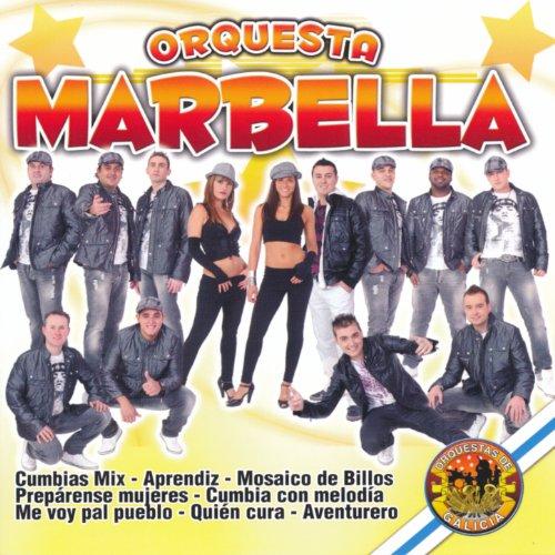 Orquesta Marbella. Orquestas de Galicia