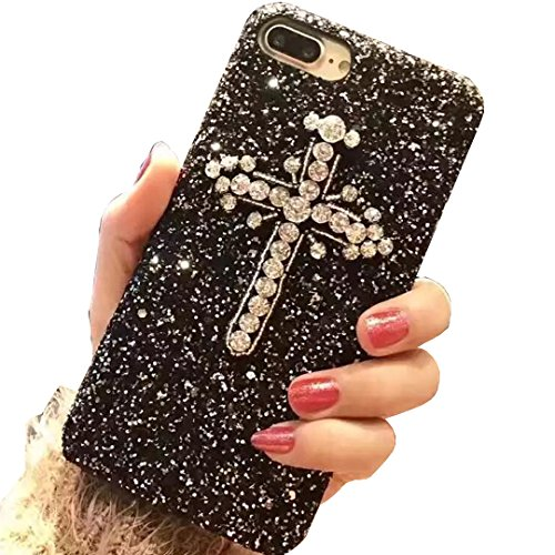 iphone7-case-charming-shiny-diamonds-christ-cross-slim-cover-newstars-christian-belief-halidom-symbo