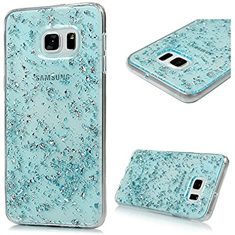 Samsung Galaxy S6 edge plus Custodia Cover Bumper TPU morbido