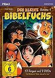 Der kleine Bibelfuchs, Vol. 1 / 13 Folgen der Animeserie von Osamu Tezuka (KIMBA, DER WEIßE LÖWE) (Pidax Animation) [2 DVDs]