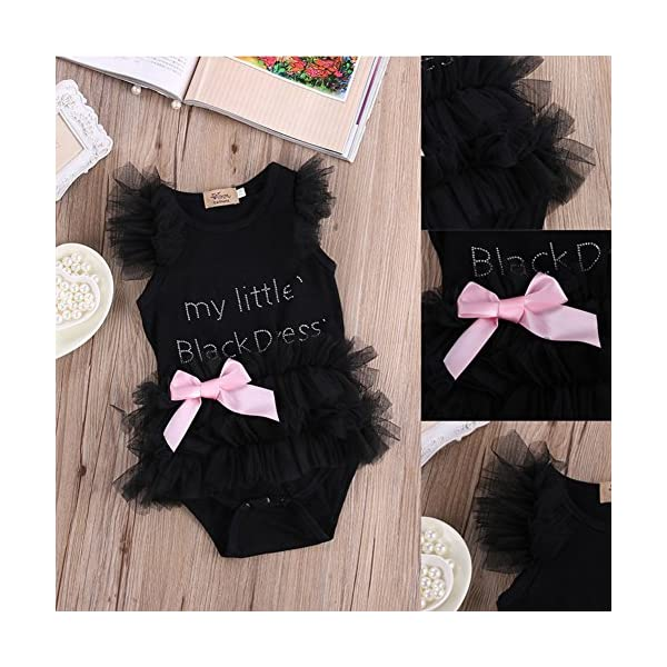 Baby Girl Romper New Born Kids Dresses Mono Traje Vestido Ropa Traje 4