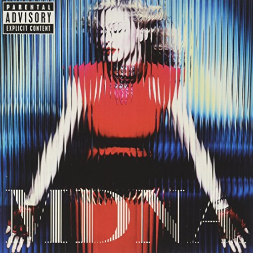 Madonna: MDNA (Audio CD)
