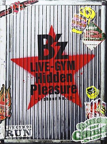 Preisvergleich Produktbild B'z LIVE-GYM Hidden Pleasure ~Typhoon No.20~ [DVD]