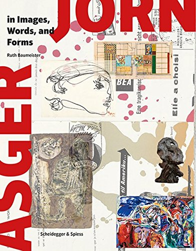 Preisvergleich Produktbild Asger Jorn in Images, Words, and Forms