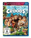 DVD Cover 'Die Croods [Blu-ray]