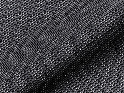 Ecopelle belegage spirit a quadri colore nero/antracite come robusto rivestimento, rivestimento in tessuto nero antracite a quadretti per cucito e rivestimenti, poliuretano, poliestere, ecopelle