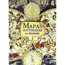 Mapas Antiguos Del Mundo (Láminas Para Enmarcar) (Posters Art)