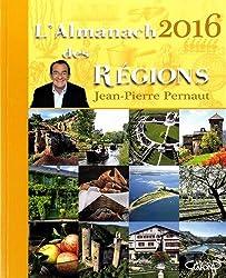 L'almanach des régions 2016