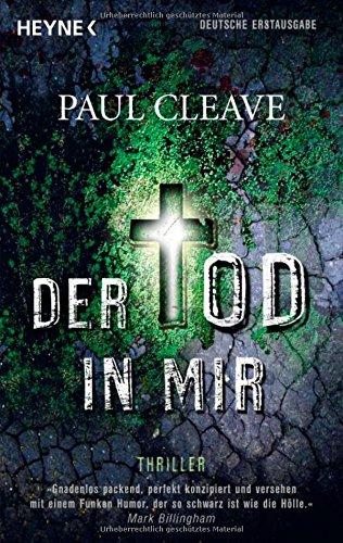 Buchseite und Rezensionen zu 'Der Tod in mir: Thriller' von Paul Cleave