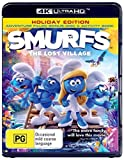Smurfs Lost Village UHD 4K Blu-ray