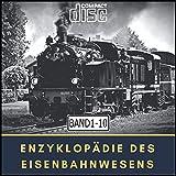 Enzyklopädie des Eisenbahnwesens Band 1-10 als PDFs auf CD Eisenbahn Lokomotive