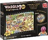 Wasgij Original 24 Very Merry Holiday Jigsaw Puzzle (1000-Piece)