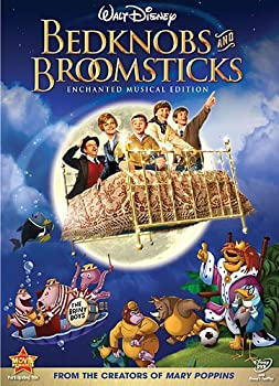 Bedknobs & Broomsticks [Dvd] [1971] [Region 1] [Us Import] [Ntsc] (Enchanted Musical Edition) 0