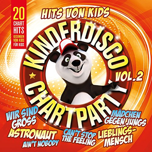 Kinderdisco Chartparty, Vol. 2