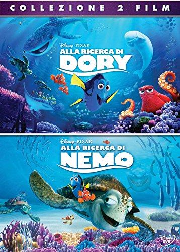 alla ricerca di dory / alla ricerca di nemo (2 dvd) box set