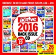 ComputerActive Back Issue CD 2016 all 26 issues