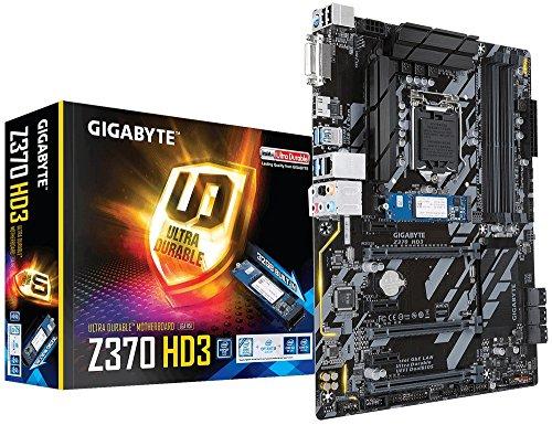 GIGABYTE Intel 1151 Socket Z370 Chipset XP SLI D4