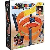 Smoby - FleXtreme Superlooping Set - Looping für die FleXtreme Rennbahn-Spielwelt, Erweiterung für Rennbahnen, für Kinder ab