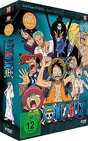 One Piece - Box 12: Season 10 & 11 (Episoden 359-390) [6 DVDs]