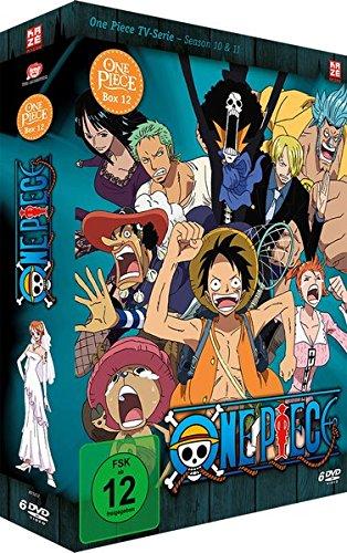 One Piece - TV-Serie, Vol.12 (6 DVDs)