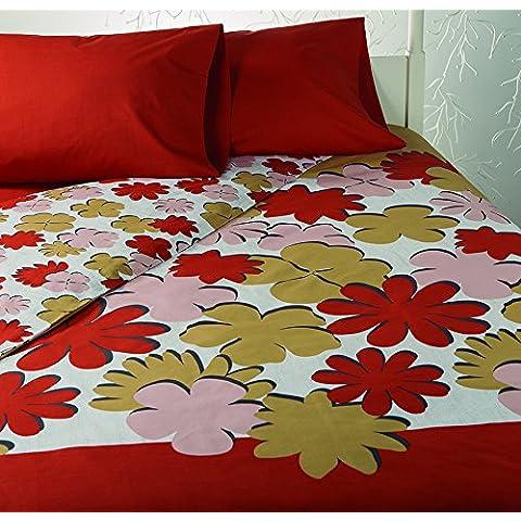 Erba sogni di erba fiori settentrionali-Set per letto matrimoniale di