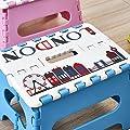 Dana Carrie Cartoon Klapphocker dicke Kunststoff mit Hocker home Outdoor kreative kleine Sitzbank Sitzbank erwachsene Kinder auf einem niedrigen Hocker von Dana Carrie - Gartenmöbel von Du und Dein Garten