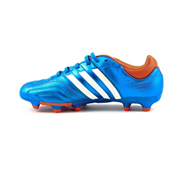 best service 482d8 574ba Adidas adiPure 11Pro TRX FG Uomo Scarpe da calcio, Blu, Taglia 39 1 3   Amazon.it  Scarpe e borse