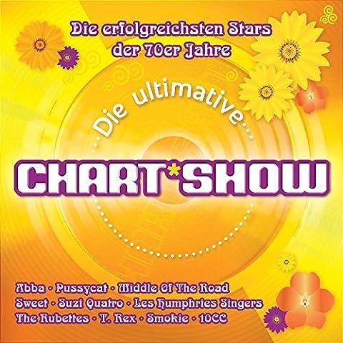Die Ultimative Chartshow - Die erfolgreichsten Stars der 70er