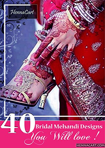 Hennacart Bridal Henna Mehandi Designs For Hands And Feets Ebook