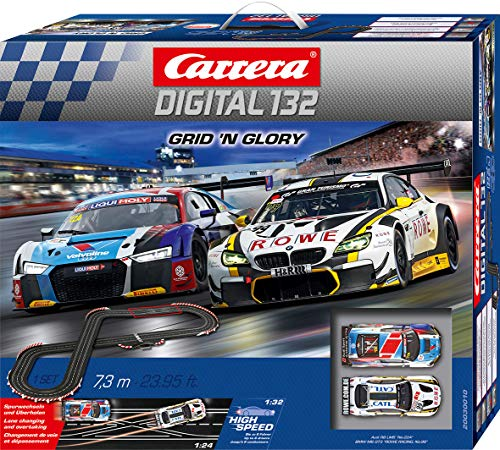 Carrera Toys- Grid \'n Glory, Multicolor (Stadlbauer 20030010)