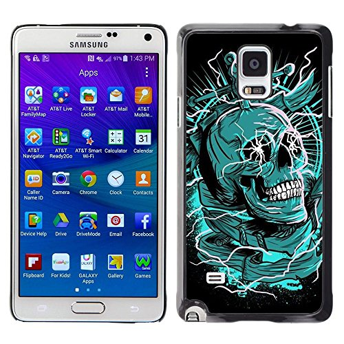 for-samsung-galaxy-note-4-case-green-death-nero-skull-dagger-design-pattern-duro-staccabile-stile-te