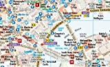 Image de Londres, plano callejero plastificado. Escala 1:11.000/1:15.000. Borch.: Kew Gardens and Richmond/Heathrow/Gatwick