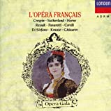L'Opéra Français-Extraits:Carmen,Lakme,Faust-Pavarot.Crespin Sutherland-Marilyn Horne-