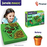 Jungle Magic Garden Scienz Experimental Educational Game for Kids (Pulses and Spices)