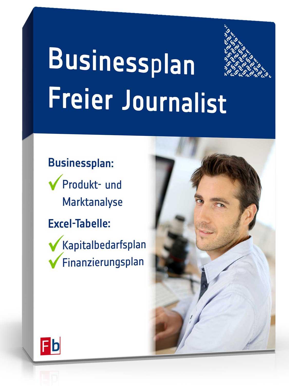 Businessplan Freier Journalist [Zip Ordner]