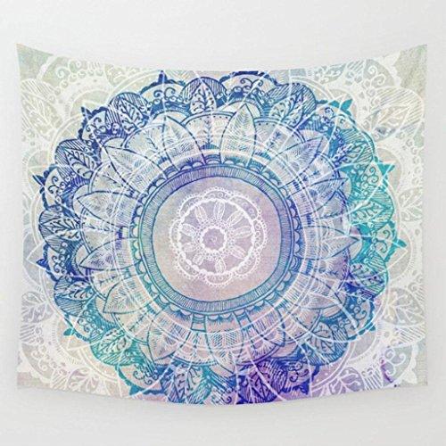 Llp lm boemo yin e yang arazzi da parete decorazione,geometria grafica appendere la parete decorazione della parete arazzo telo mare, b