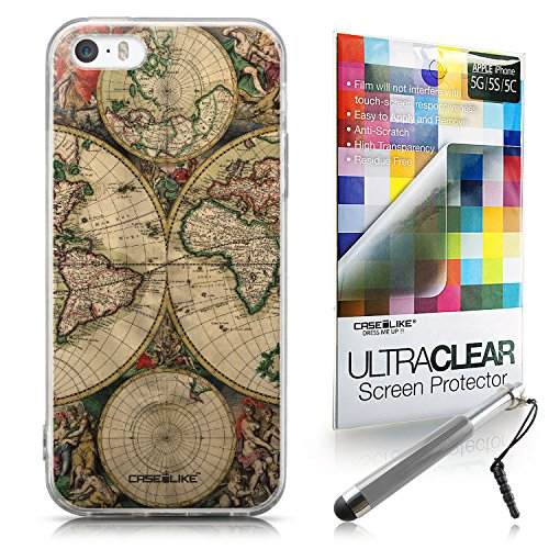 caseilike-carte-du-monde-vintage-4607-housse-etui-ultraslim-bumper-et-back-for-apple-iphone-5g-5s-pr